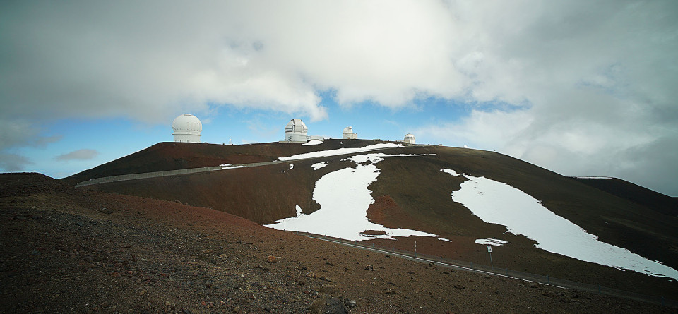 A Universal Perspective Upon The Altar Of Mauna Kea