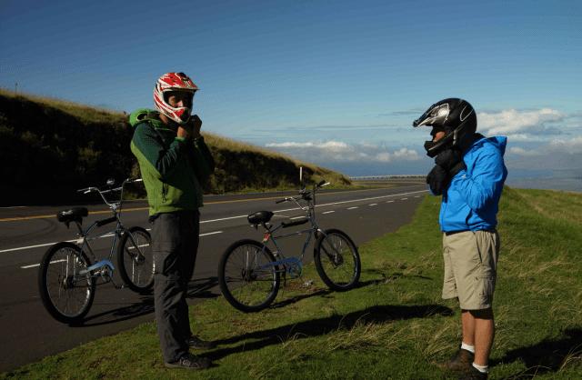 Rock the Park on Haleakala