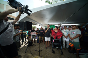 UH Student Protests Against TMT Continue