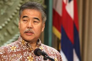 Hawaii Gov to Speak on Renewable Energy at D.C. Forum