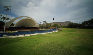 Curt Sanburn: Looking for Music at the Waikiki Shell