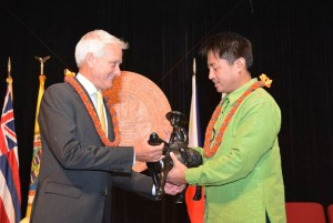 Candon Becomes Honolulu's 32nd Sister City