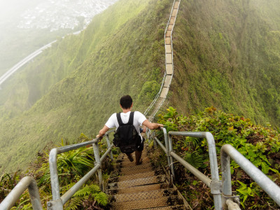 The Haiku Stairs Are Worth Saving
