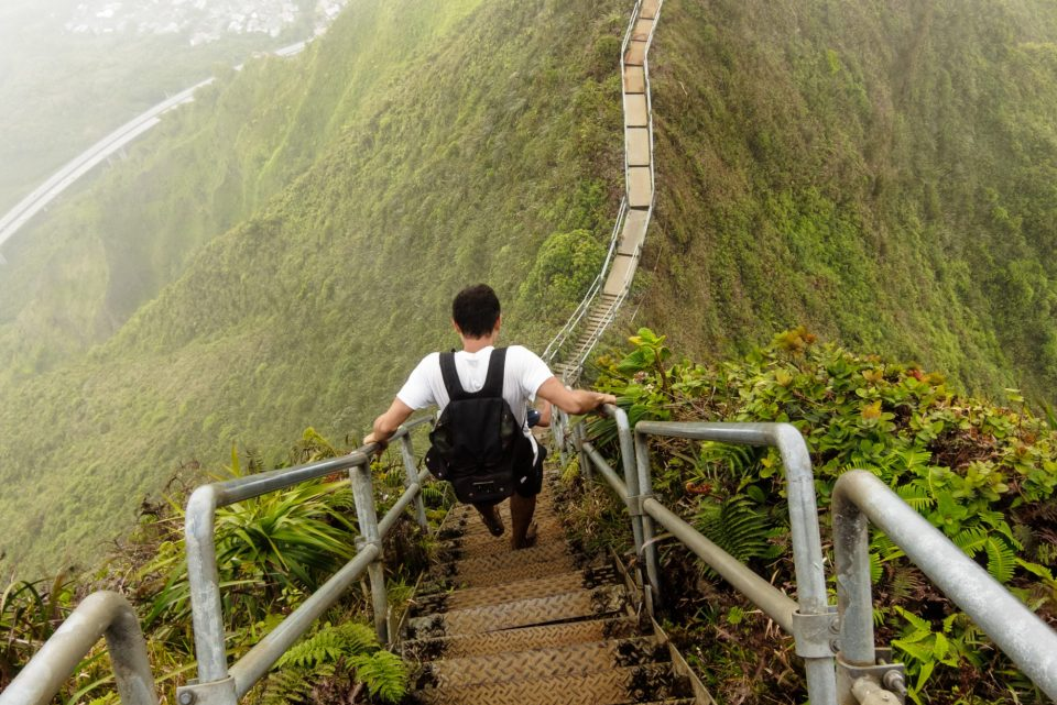 Honolulu Mayor Gives The Go-Ahead To Remove 'Stairway To Heaven'
