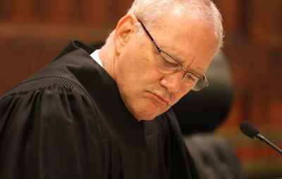 Supreme Court Justice Reports Improper Emails Regarding TMT