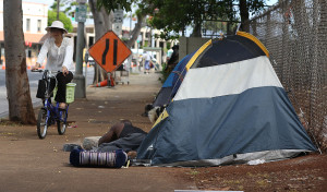 Trisha Kehaulani Watson: Time To Force Some Homeless People Into Treatment