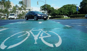 Honolulu Police Target Bicyclists With No Registration Tags