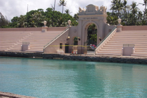 Waikiki Natatorium: Not Gone, Yet Not Really Here