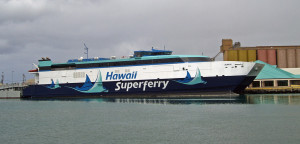 Hawaii Still Owes $33M For Failed Interisland Superferry