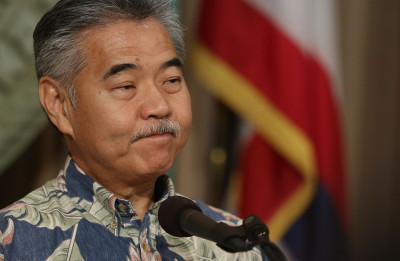 Ige Vetoes Sex-Trafficking Bill, Seven Others