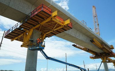 Honolulu Rail Project Gets a Boost as Ige Signs GET Extension Bill