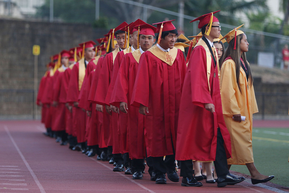 Board of Ed Waives High School Graduation Requirements
