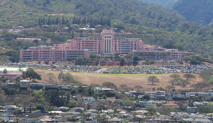 Tripler Hospital Parking Could Finally Be Getting Some Help
