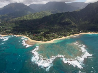 Illegal Parking Fees Rise From $35 To $235 On Kauai's North Shore