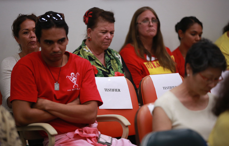 Speaking Past Each Other on Mauna Kea