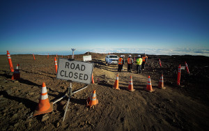 University of Hawaii Reopens Road to Mauna Kea Summit