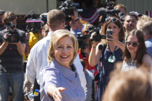 Reader Rep: Clinton Faces Sexism In Media And She's Not The Only One