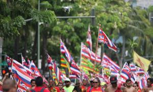 Aloha Aina Unity March: A Kahea to the Next Generation