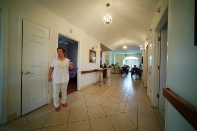 Inside an Elderly Care Home: Kaneohe Couple Demonstrates Comfort Care