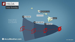 Hawaii Dodges Another Storm, But More Likely on the Way