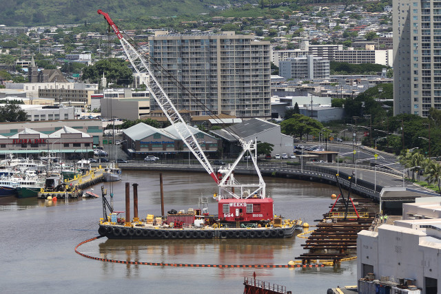 Construction was one of the deadliest professions for Hawaii workers in 2014.