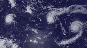 Ignacio, Jimena — Kevin? How Storms Are Named in Hawaii