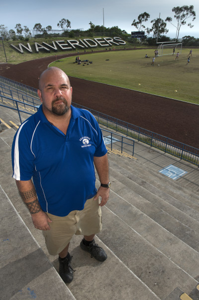 """I almost think it had to happen,"" Kealli Freitas, a social studies teacher and coach at Kealakehe High on the Big Island, says of a racially charged brawl."