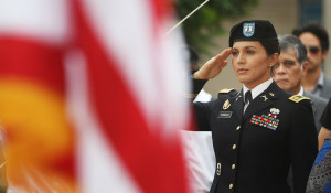 Tulsi Gabbard Is Refocusing Her Military Career In California
