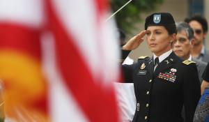 Tulsi Gabbard Is Refocusing Her Military Career In California