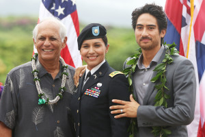 Rep. Gabbard On National Guard Active Duty