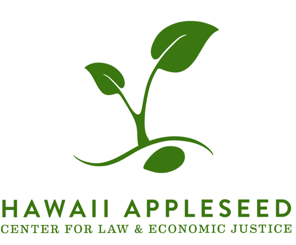 hawaii appleseed - 'a journey that has no ending'