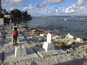 Climate Change Is A 'Matter Of Life And Death' For The Marshall Islands