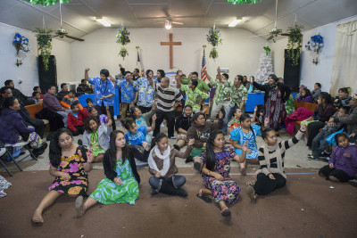 Feds Fund Marshallese Resource Center — In Arkansas
