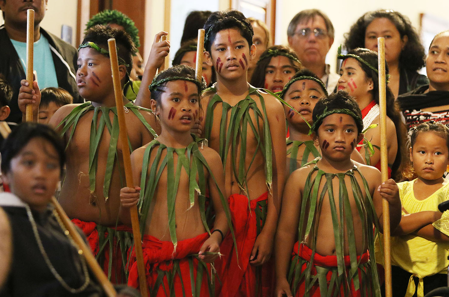 <p>The event gave Micronesians an opportunity to share their individual cultures. Many older immigrants worry that younger generations will lose touch as they assimilate into American culture.</p>
