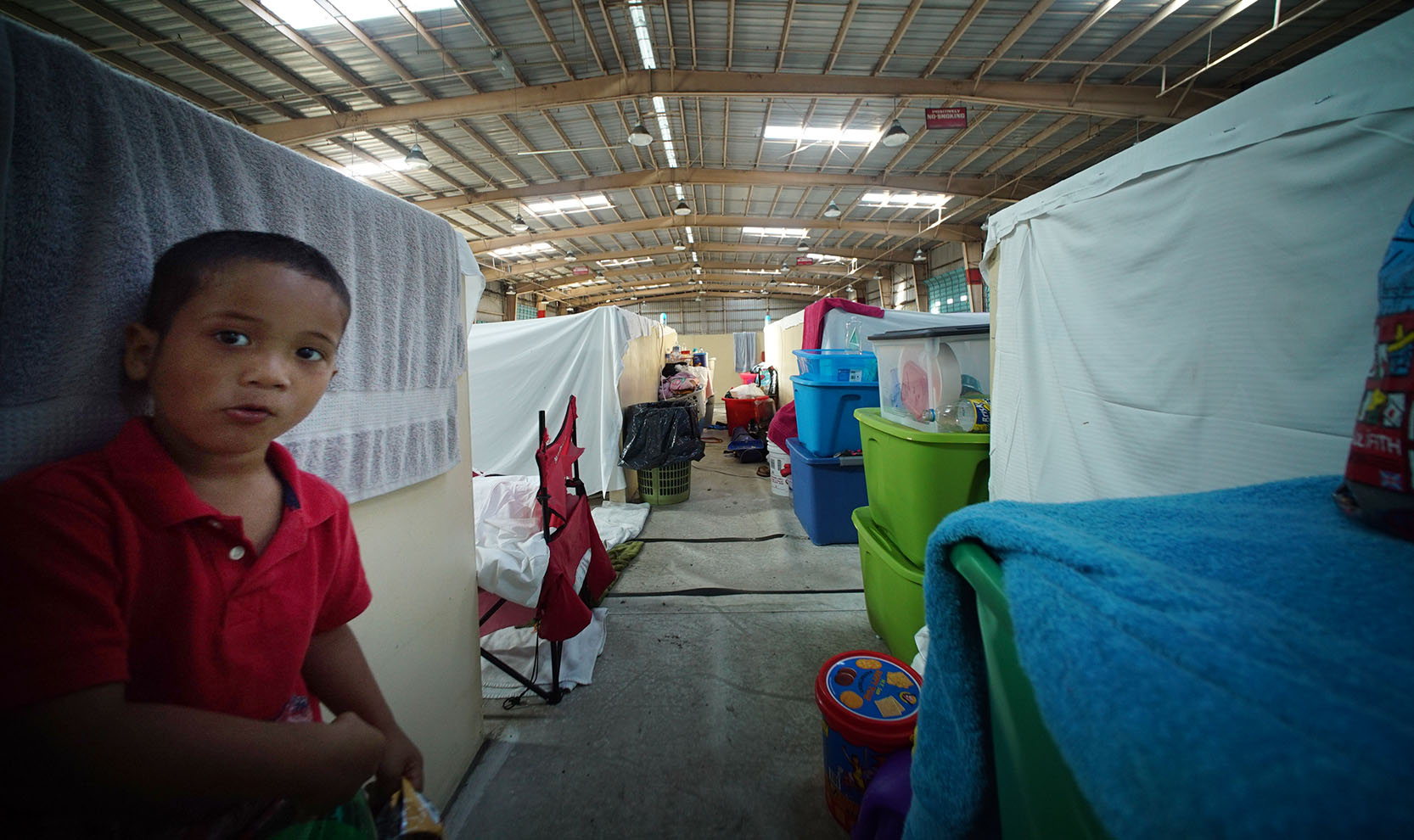 <p>SomeMicronesians have moved into homeless shelters, including the Next Step facility near downtown Honolulu.</p>