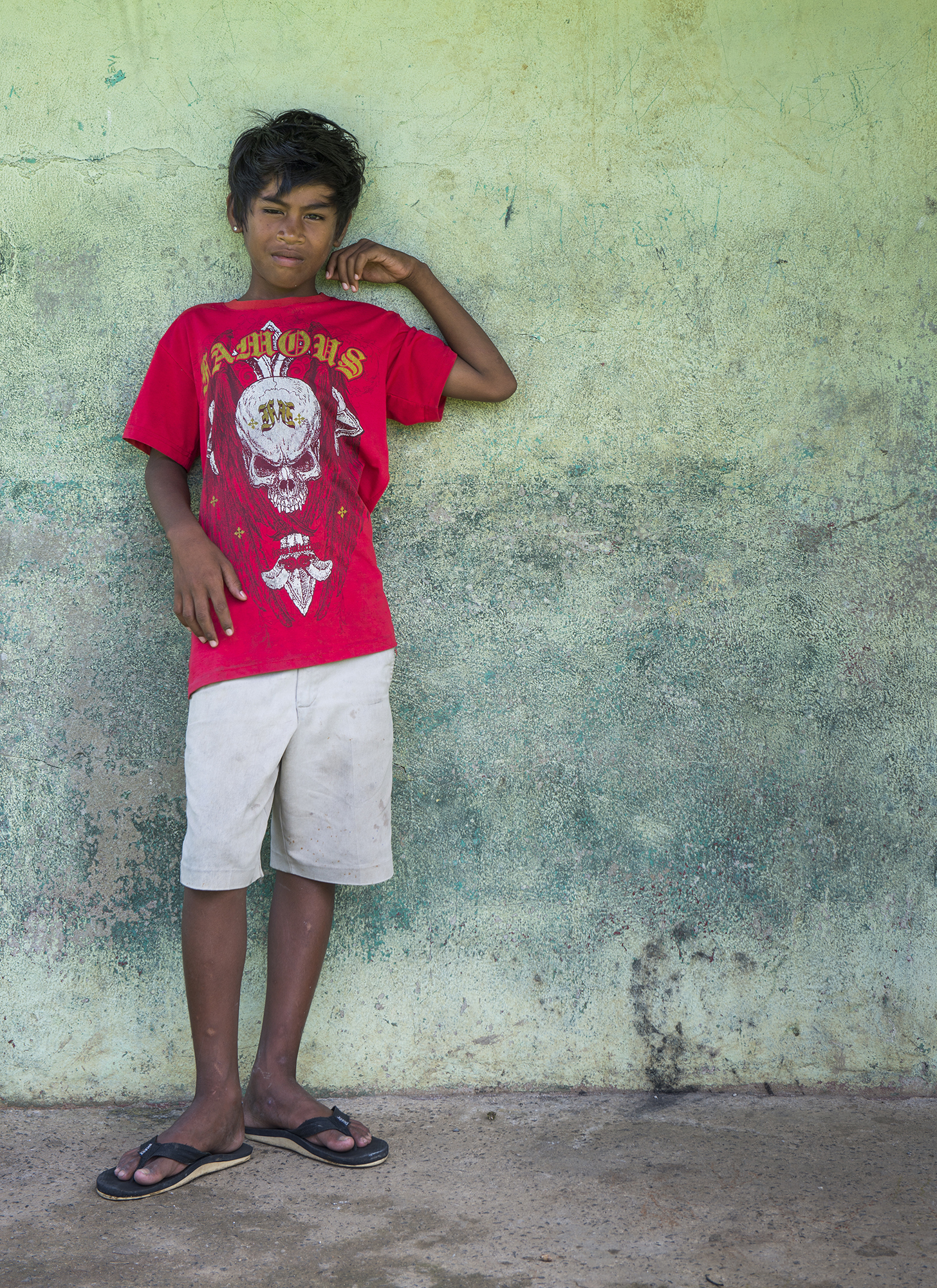 <p>Life on Chuukin theFederated States of Micronesia is laid back by day, but potentially dangerous by night.</p>