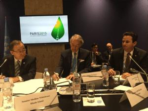 Schatz Bullish On Global Climate Agreement