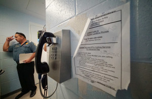 Should State Profit From Exorbitant Cost Of Prison Phone Calls?