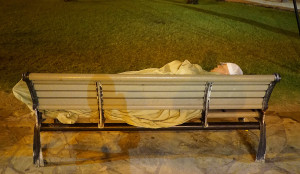 Publicizing Locations, Traits Of Homeless People Is Unwise