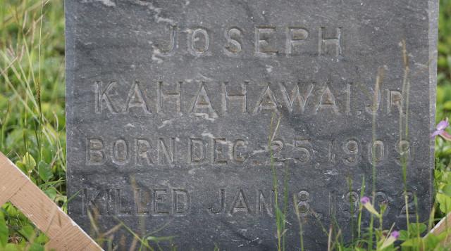 Puea cemetery kapalama kalihi, location of the Massie murder graveyard Joseph Kahahawai jr. 4 jan 2016. photograph Cory Lum/Civil Beat