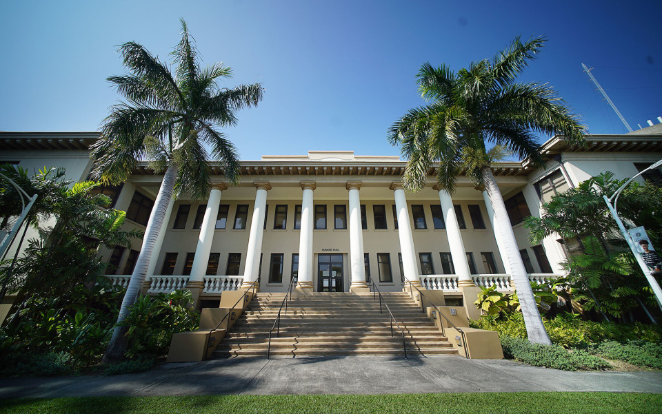 More Burglaries, Fewer Rapes Reported At UH Manoa