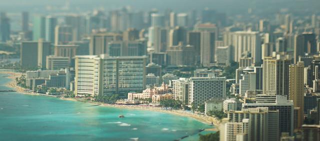 Hello, Waikiki.