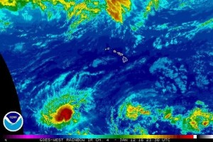 What's Up With Pali, The Pacific's Early-Bird Hurricane?