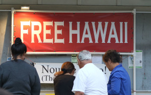 Peter Apo: Hawaiians Must Agree On The Meaning Of Sovereignty To Achieve It