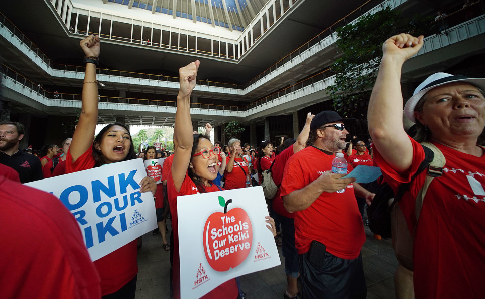 Hawaii Unions Say Little Has Changed Since Landmark Janus Decision