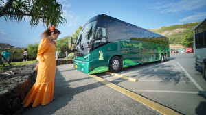 Should Tourists Be Brought To Snorkeling Hot Spot By The Busloads?