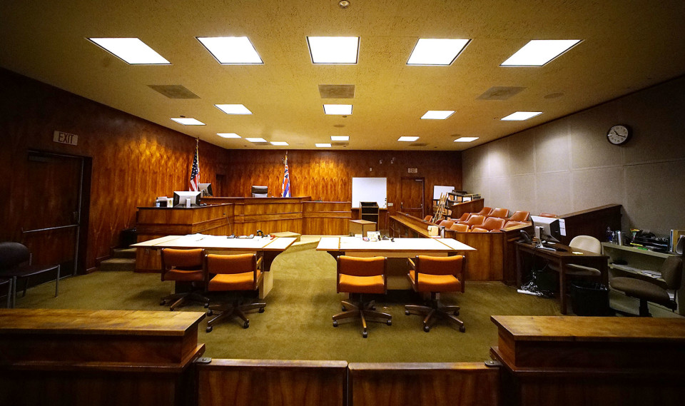 Why Aren't There More Women Judges In Hawaii?
