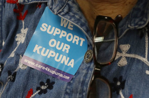 It's Time For Lawmakers To Help Those Who Help Our Kupuna
