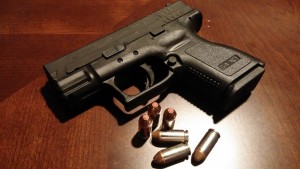 Lawmakers Lauded For Gun Bills
