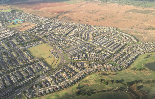Kapolei Aerial High School Development housing homes2